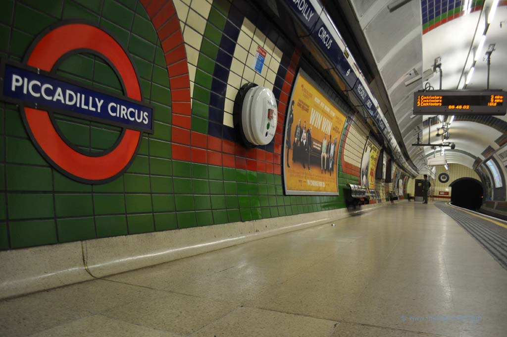 Station Picadilly Circus