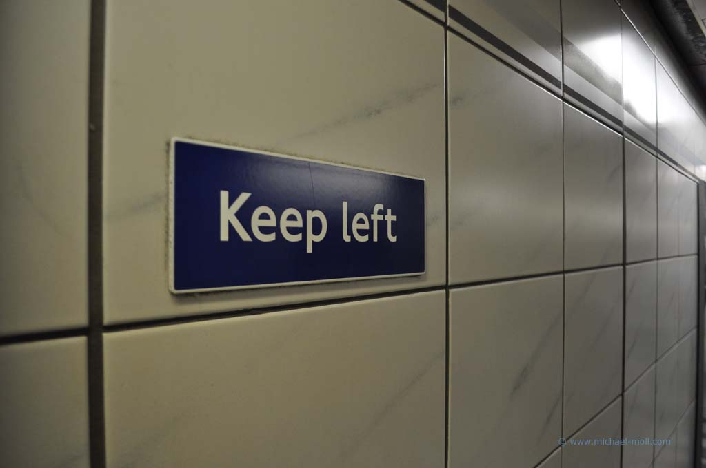Links bleiben