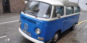 Englischer VW-Bus