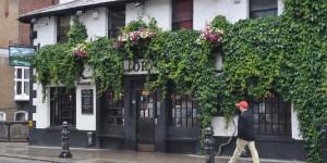 Britischer Pub