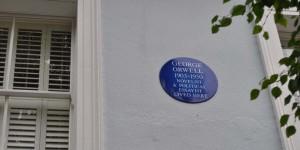 Wohnhaus von George Orwell