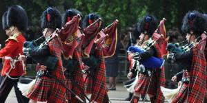 Schottische Truppen