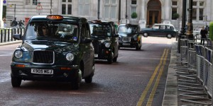 Londoner Taxis