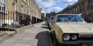 London der 70er Jahre
