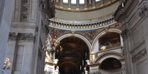 Innenraum von St Paul