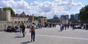 Tower of London und City Hall