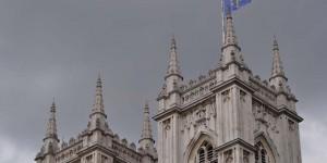 Türme der Westminster Abbey