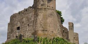 Stolz erhebt sich die Burg Landshut