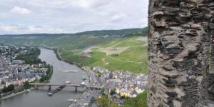 Blick von der Burg Landshut