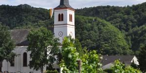Kirche von Minheim