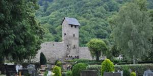 Stadtmauer von Cochem an der Mosel