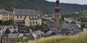 Blick auf Cochem