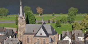 Kirche von St. Aldegund