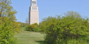 Turm der Freiheit bei Buchenwald