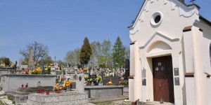 Ostpolnischer Friedhof