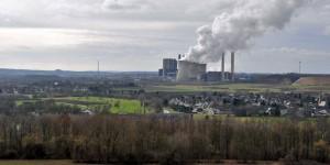 Kraftwerk bei Eschweiler