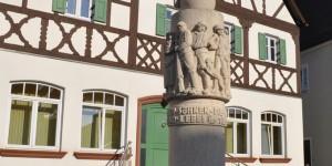 Brunnen in Monheim