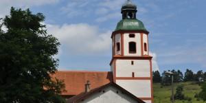 Kirche im Altmühltal