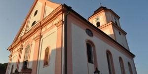 Kirche in Breitenbrunn