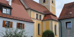 Kirche in Berching