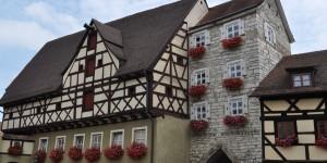Stadttor in Berching