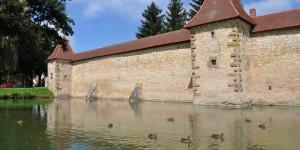 Stadtmauer von Weißenburg