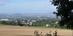 Aussicht bei Koblenz