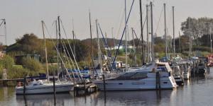 Hafen von Harlesiel