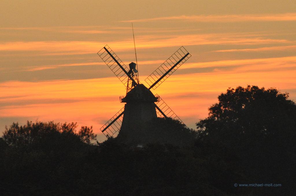 Windmühle von Carolinensiel