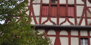 Fachwerk am Schloss Philippsburg