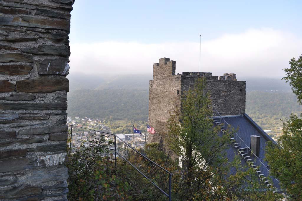 Am Schloss Liebenstein
