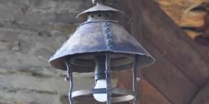 Burglampe