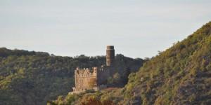 Burg am Rhein