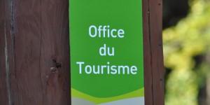 Touristenbüro in Belgien