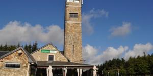 Turm am Mont Rigi