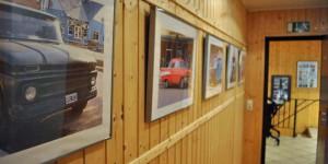 Ausstellung in der Gesenkschmiede