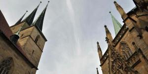 Dom und Sankt Severinkirche