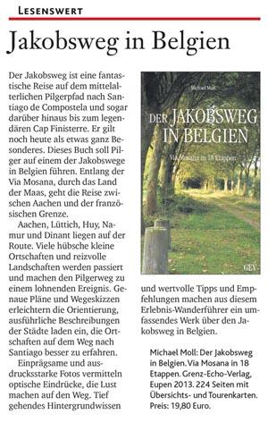 Kirchenzeitung Aachen 2014