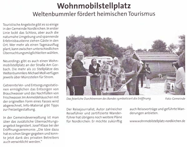 Nordkirchen life September 2016