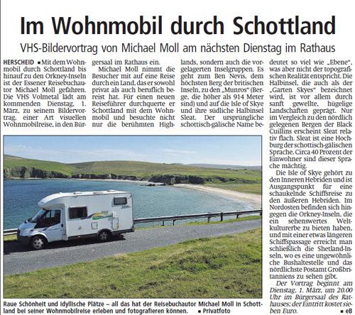Süderländer Tageblatt vom 26. Februar 2016