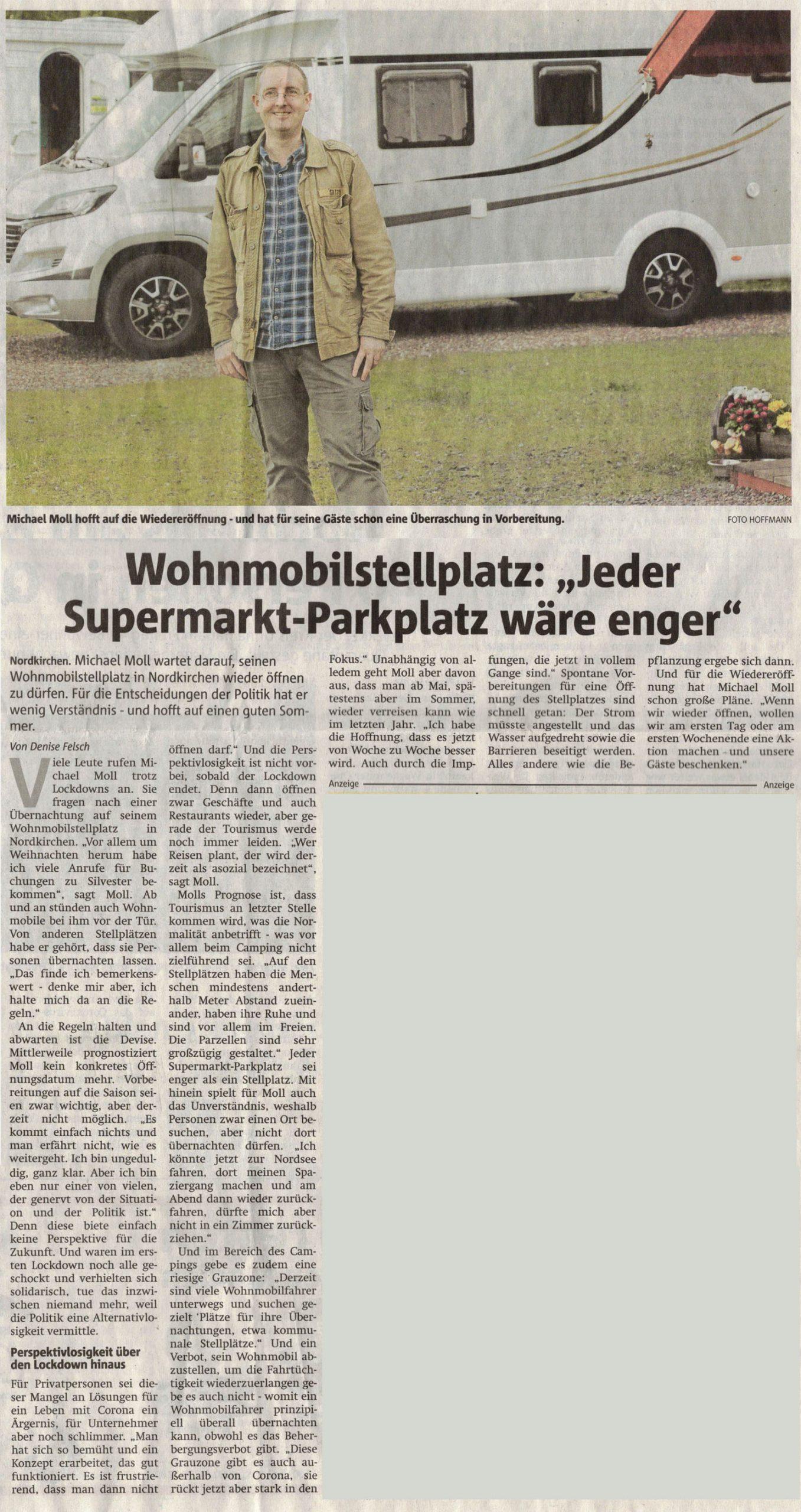 Ruhrnachrichten vom 27. Februar 2021