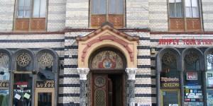 typische Hausfassade in Brasov