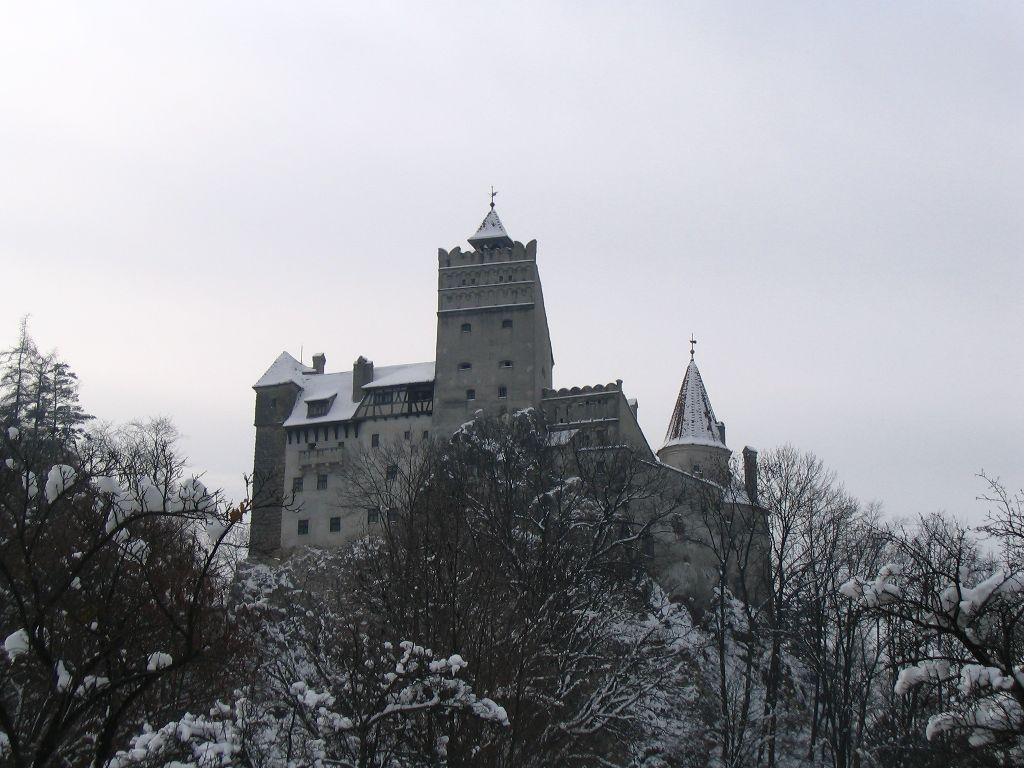 Draculas Burg in Bran