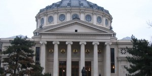 Athenäum in Bukarest