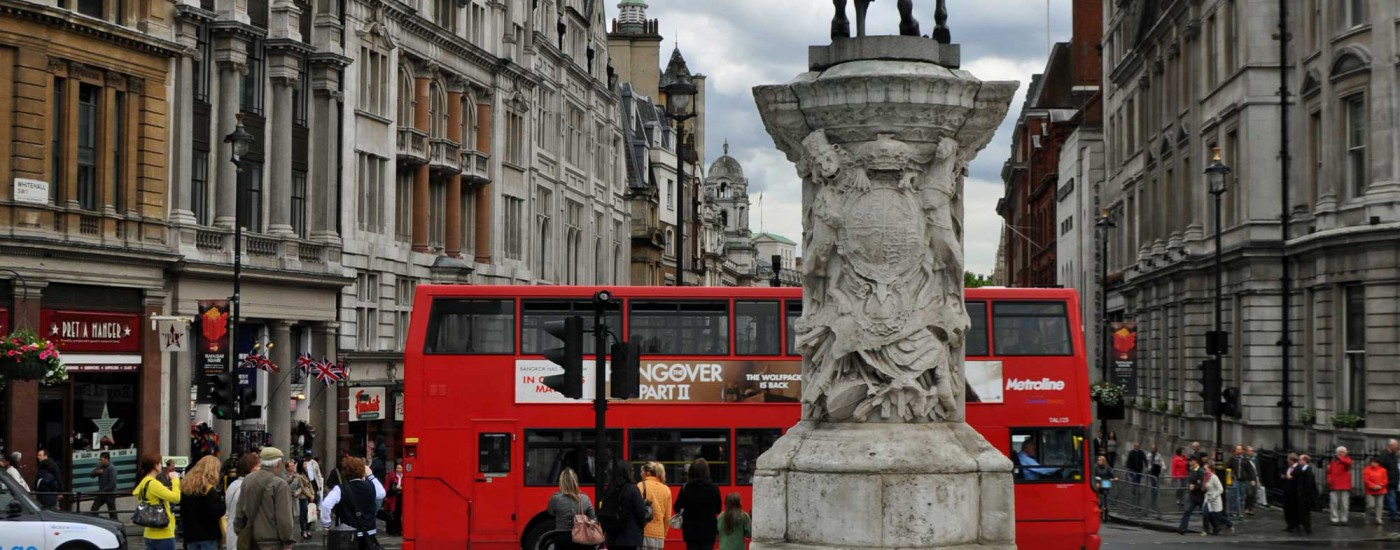 Mittelpunkt von London