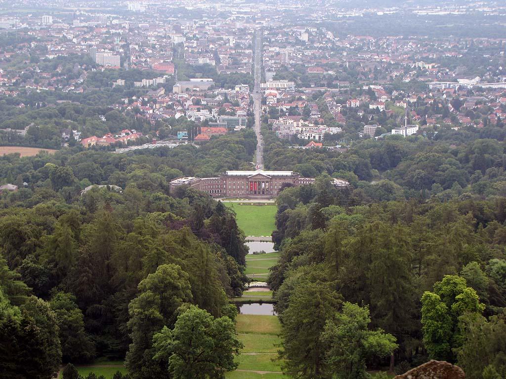 Kassel Herkules Parkplatz Adresse