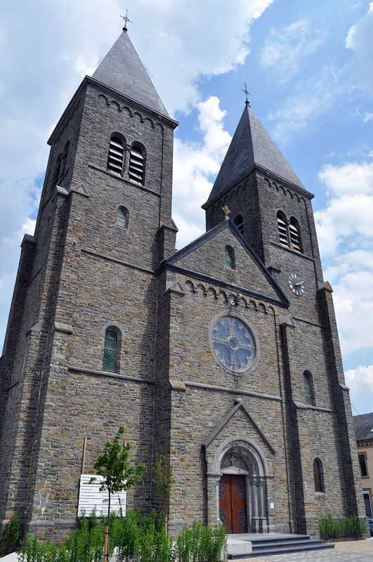 Kirche in Habay-la-Neuve