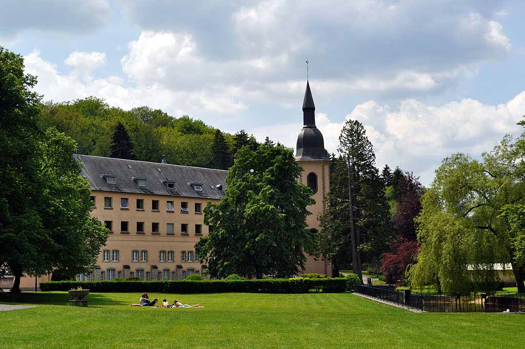Kloster Clairefontaine