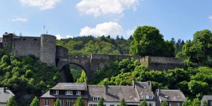 Festung in Bouillon