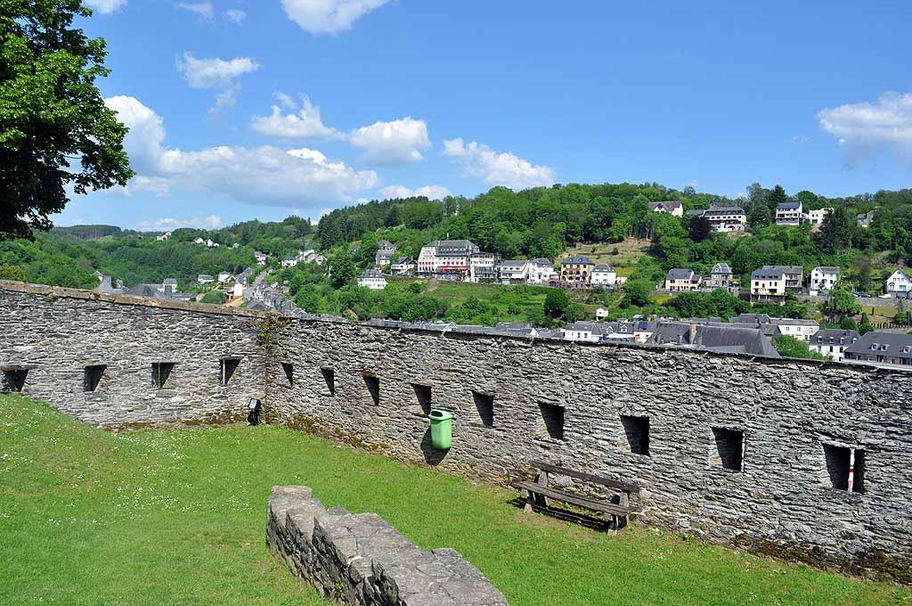 Festung in Bouillon